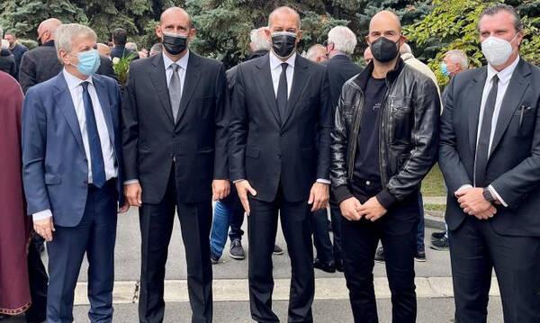 Ίβκοβιτς: Βοήθησε πολύ κόσμο, λένε για τον «Ντούντα» (vid)