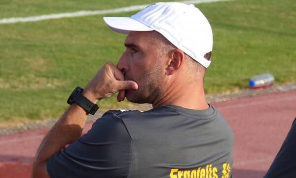 Μπαδήμας: «Από σήμερα το μυαλό μας είναι στραμμένο στο Κύπελλο»