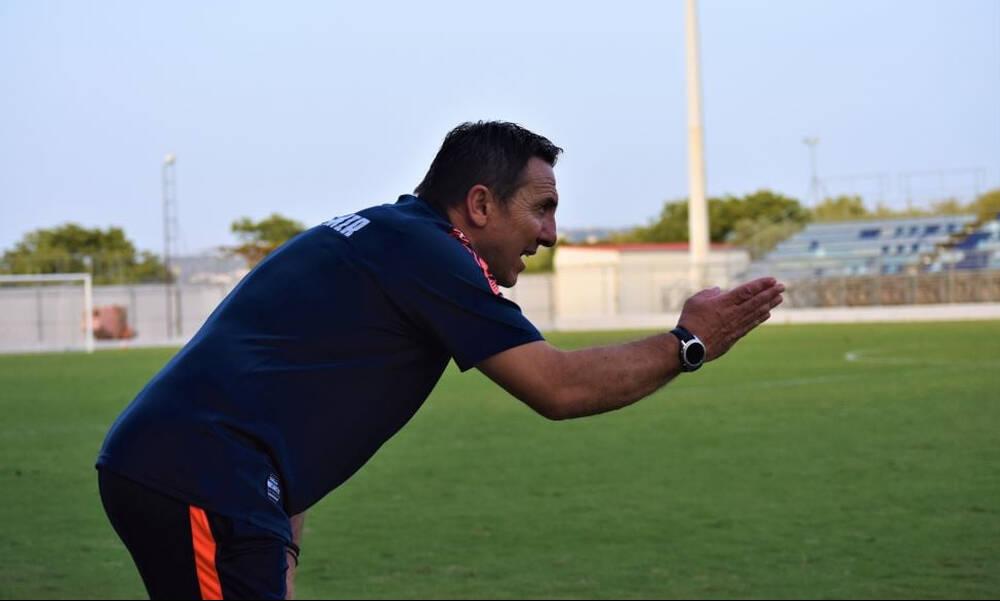 Παπαδόπουλος: «Έτοιμοι να ανταπεξέλθουμε στις συνθήκες του παιχνιδιού»