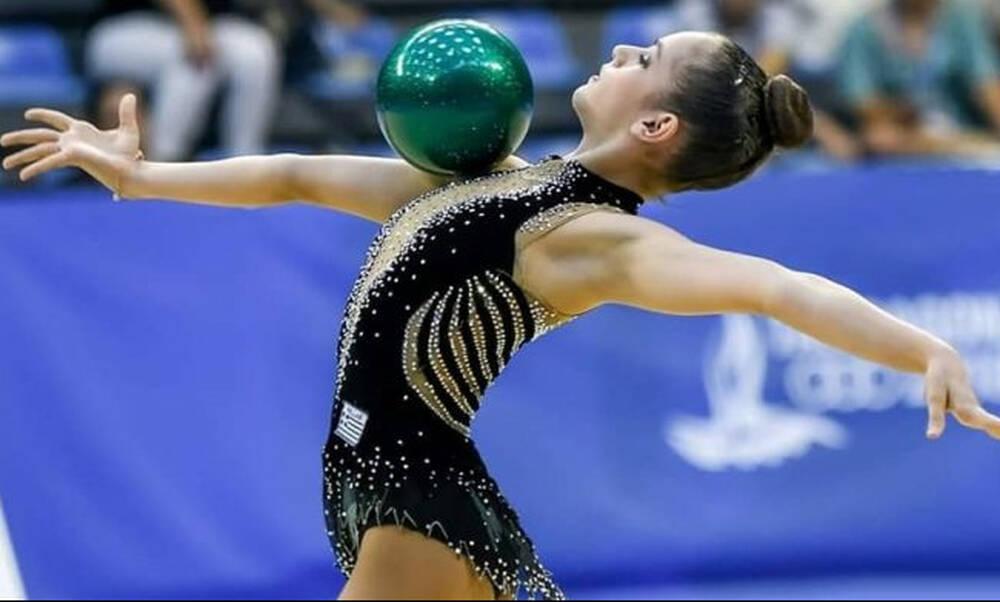 Ρυθμική Γυμναστική: Η Μαρία Δερβίση στο Παγκόσμιο πρωτάθλημα της Ιαπωνίας