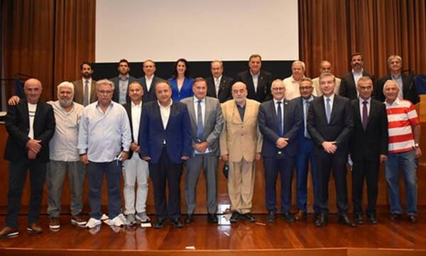 Καπράλος:«Ευχαριστώ για την τιμή.Δεν θα ξαναβάλω μετά τους Ολυμπιακούς Αγώνες του Παρισιού το 2025»