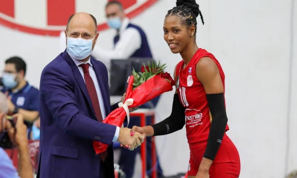 Ολυμπιακός-Βίλμα Σάλας: «Παίξαμε ως ομάδα. Ευγνώμων προς όλους όσους μας υποστηρίζουν»!