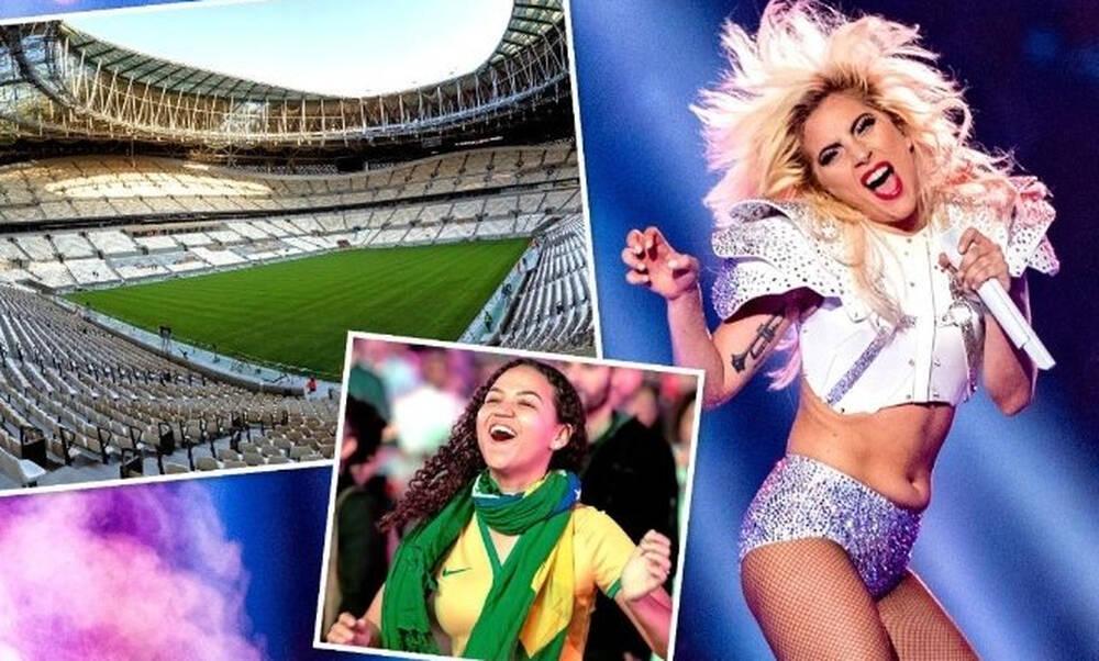 Μουντιάλ 2022: Σόου με Lady Gaga και άλλα αστέρια!