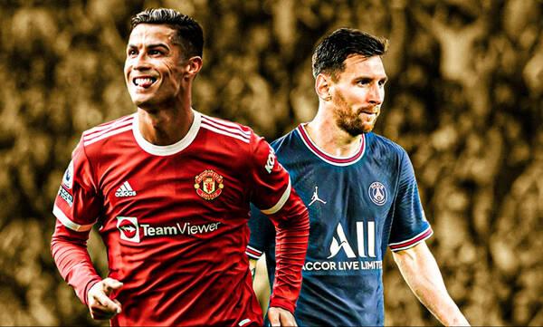 Οι πιο ακριβοπληρωμένοι παίκτες – Στην κορυφή ο Ρονάλντο κι ακολουθεί ο Μέσι (photos)