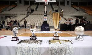 Κύπελλο Ελλάδος: Τα ζευγάρια των προημιτελικών!