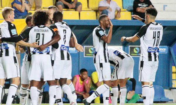 Παναιτωλικός-ΠΑΟΚ 1-2: Ασπρόμαυρο... θρίλερ στο Αγρίνιο - Όλα τα γκολ (video+photos)