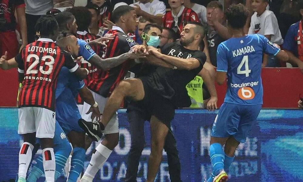 Ligue 1: Με φυλάκιση απειλείται ο οπαδός που κλώτσησε τον Παγιέτ!
