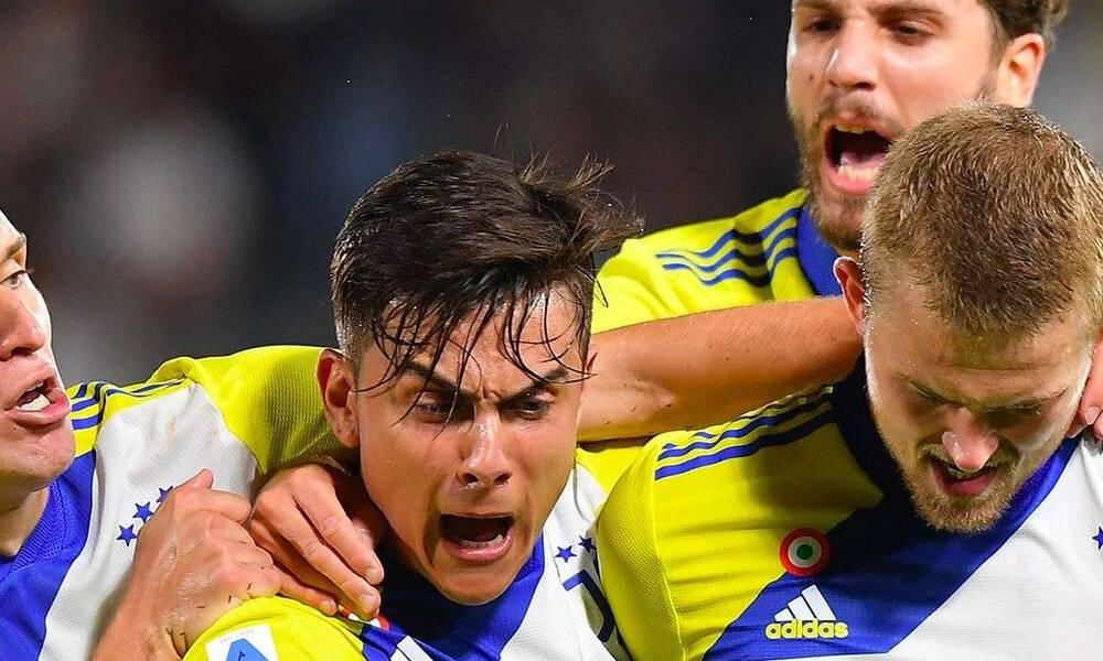 Serie A: Δύο ανατροπές, άγχος κι επιτέλους νίκη για Γιουβέντους! (Videos)