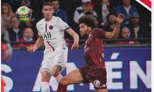 Ligue 1: Επεισοδιακή νίκη για την Παρί Σεν Ζερμέν στις καθυστερήσεις με Χακίμι! (photos)