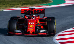 Formula 1: Μεγάλη αλλαγή στη Ferrari - Πως επηρεάζεται ο Λεκλέρκ (photos)