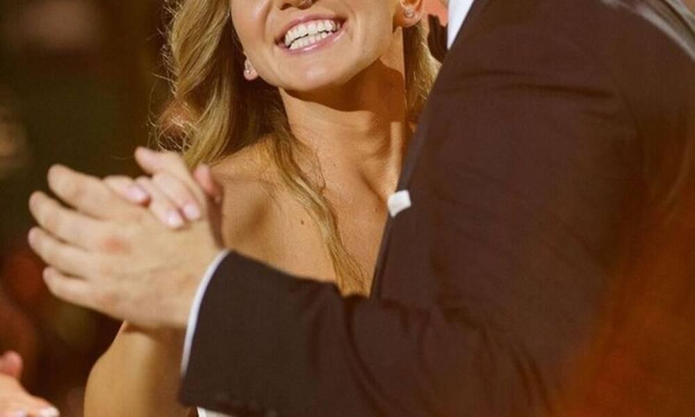 Mυστικός γάμος για γνωστή αθλήτρια (pics)