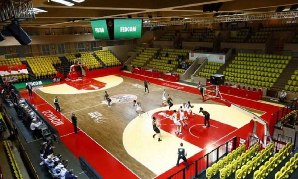 Μονακό: Στο γήπεδό της οι αγώνες της Euroleague - Αρχή με Παναθηναϊκό!