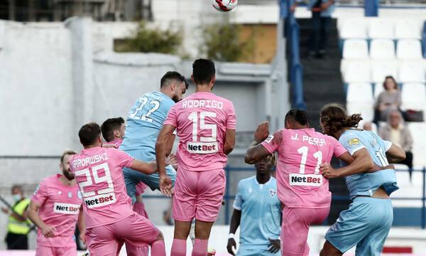 Ιωνικός-ΠΑΣ Γιάννινα 0-0: Μοιρασιά στη Νεάπολη (photos+video)