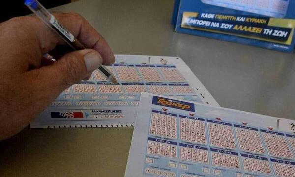 Κλήρωση Τζόκερ σήμερα (23/9): Αυτοί είναι οι τυχεροί αριθμοί που κερδίζουν 2.000.000 ευρώ