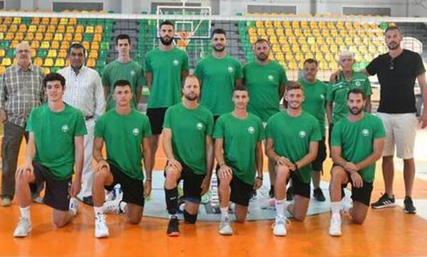Βόλεϊ Ανδρών: Φιλική νίκη για τον Παναθηναϊκό κόντρα στον ΑΣ Κέρκη