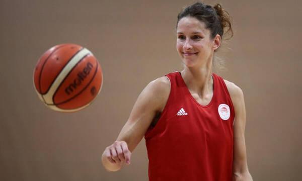 Ολυμπιακός:  Το νέο πρόγραμμα των φιλικών της ομάδας μπάσκετ γυναικών