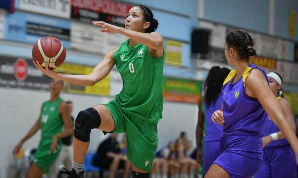 Παναθηναϊκός: Νέα «φιλική» νίκη για τις πρωταθλήτριες Ελλάδας (photos)