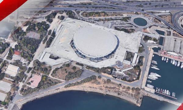 Ολυμπιακός ΣΦΠ: Ανάδοχος για την κατασκευή του Κέντρου Υδάτινου Αθλητισμού στο ΣΕΦ