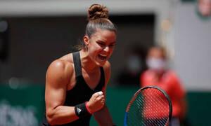 Μαρία Σάκκαρη: Πέρασε στα ημιτελικά και «χτυπάει» το top 10! (photos+video)