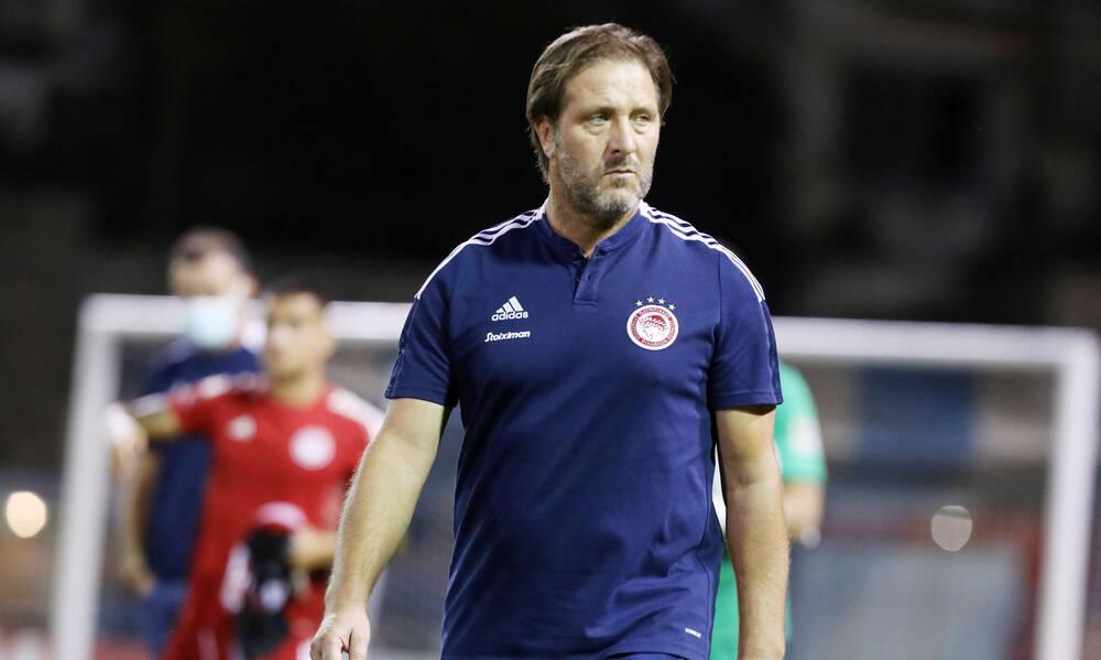 Μαρτίνς: «Παίζει με Αστέρα ο Ελ Αραμπί – Δύσκολο το ματς στην Τρίπολη»
