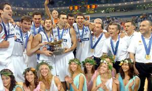 Eurobasket 2005: Ο θρίαμβος της Εθνικής στο Βελιγράδι (videos+photos)