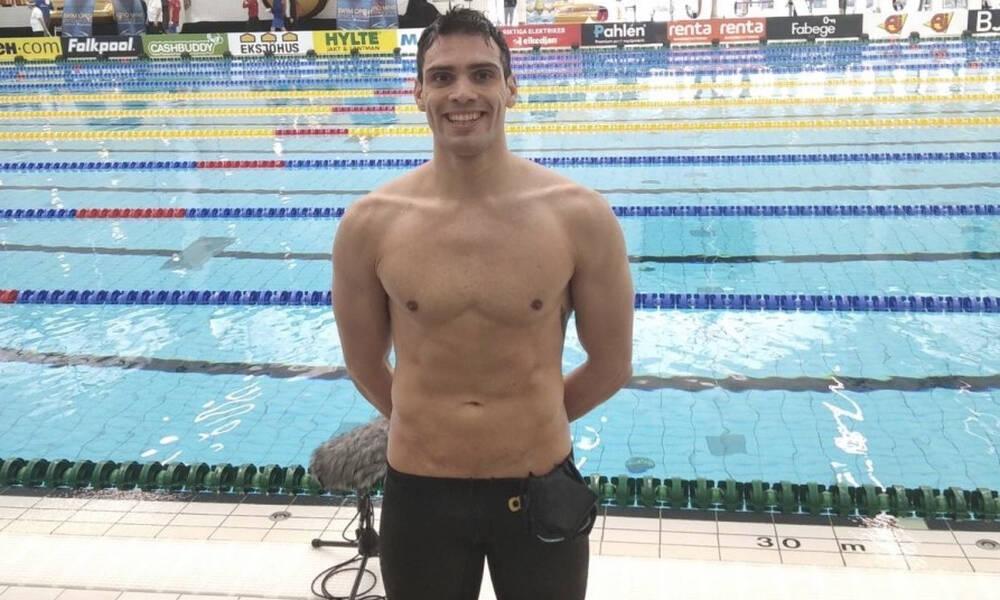 International Swimming League: Δεύτερος ο Βαζαίος στα 100μ. μικτής ατομικής στη Νάπολη