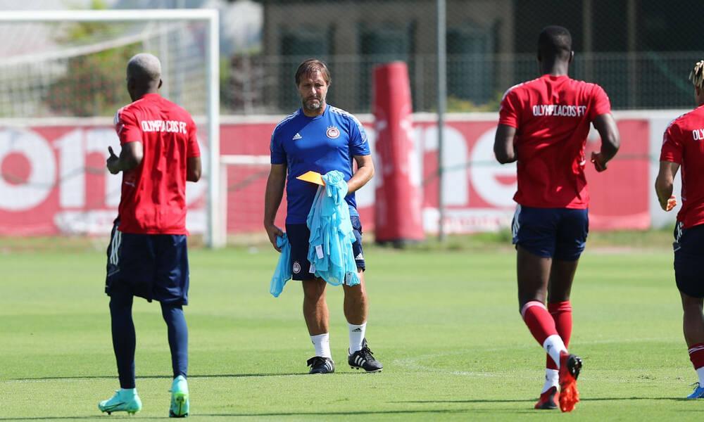 Ολυμπιακός: Με Εμβιλά κι Ελ Αραμπί η αποστολή για το ματς με τον Αστέρα Τρίπολης