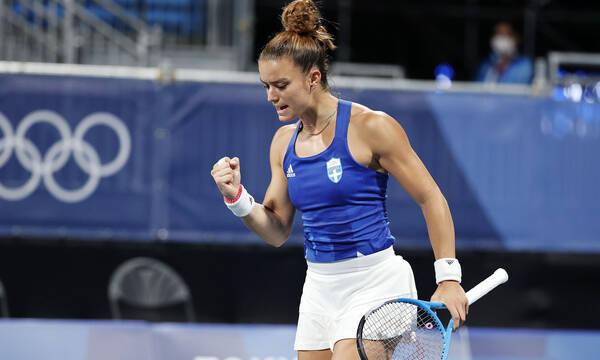 Μαρία Σάκκαρη: Έγραψε ιστορία με είσοδο στην δεκάδα – Η αντίπαλος της στον μεγάλο τελικό της Οστράβα