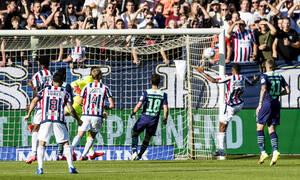 Eredivisie: Λύγισε την Αϊντχόφεν, στην κορυφή η Βίλεμ με Καμπετσή, Μιχελή! (video+photos)