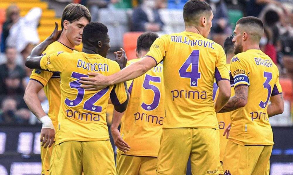 Serie A: Σημαντικό «διπλό» η Φιορεντίνα, νίκες για Έμπολι και Σασουόλο (Videos)