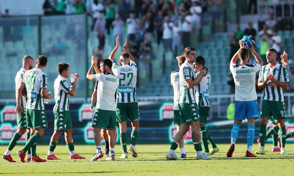 Παναθηναϊκός-Βόλος: Εννέα γκολ στη Λεωφόρο - Γιόρτασε με τα παιδιά του ο Πέρεθ! (photos)