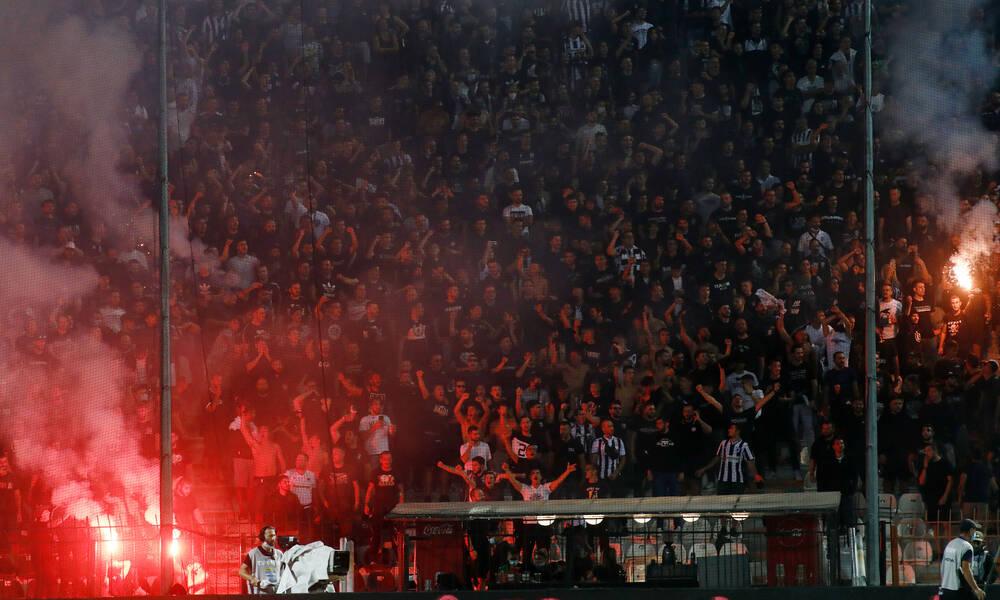 ΠΑΟΚ-ΑΕΚ: «Βράζει» η Τούμπα στο πρώτο ντέρμπι της σεζόν (photos+video)
