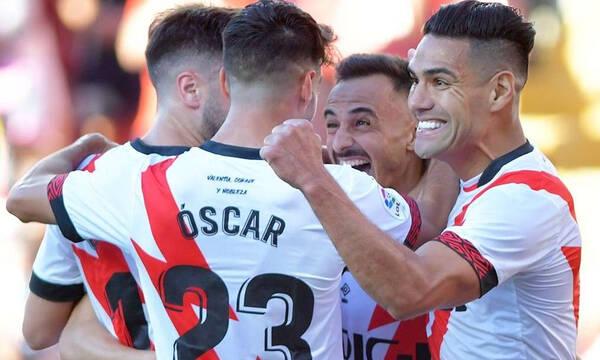 La Liga: «Κάστρο» η έδρα της Ράγιο, νίκη για Σοσιεδάδ! (Photos)