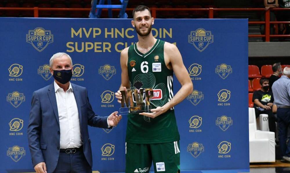 2o Super Cup: MVP της διοργάνωσης ο Γιώργος Παπαγιάννης! (video)