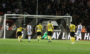 ΠΑΟΚ-ΑΕΚ 2-0: Τα highlights του ντέρμπι της Τούμπας! (video+photos)