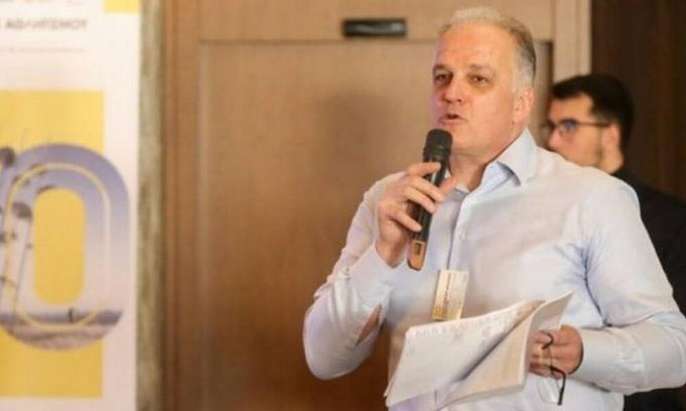 Δήλωσε παραίτηση από την ΕΣΚΑ ο Ντάκουρης λόγω ΕΟΚ