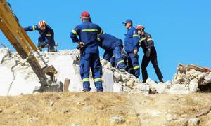 Σεισμός Κρήτη: Θλίψη στο τοπικό ποδόσφαιρο - Επί χρόνια παράγοντας ο νεκρός (photos)