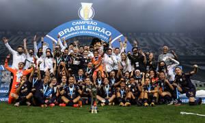 Μαγικό γκολ με ψαλιδάκι σε γυναικείο ποδόσφαιρο στη Βραζιλία, το σήκωσε η Κορίνθιανς (video+photos)