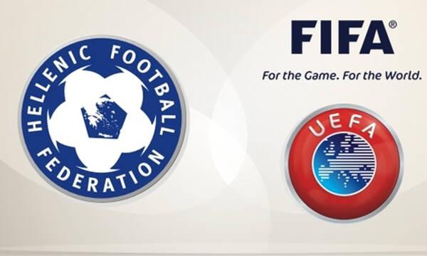 Επιστολή FIFA/UEFA σε Αυγενάκη για το αυτοδιοίκητο της ΕΠΟ