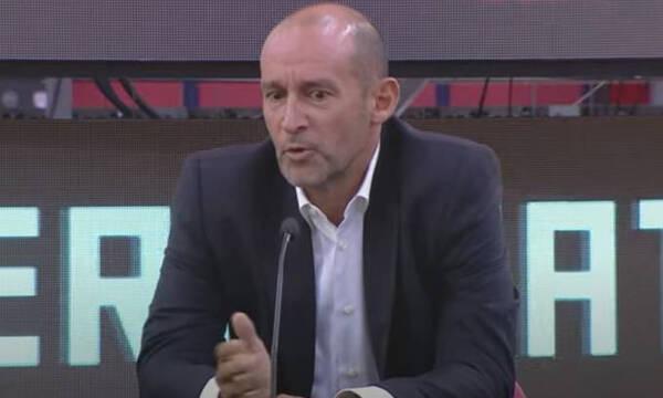 Π. Αγγελόπουλος: «Τον Σεπτέμβρη του 2022 το φιλικό για τον Σπανούλη»