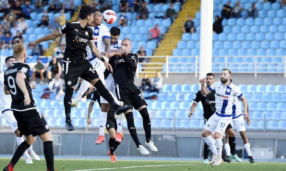 ΠΑΣ Γιάννινα-ΟΦΗ 1-1: Χωρίς νικητή, αλλά παρέμειναν αήττητοι! (video+photos)