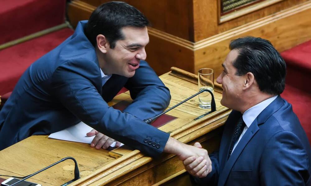 «Σφαγή» Τσίπρα – Γεωργιάδη στη Βουλή: «Μου επιτέθηκε τσιρίζοντας» - «Παραμένεις αγράμματος»