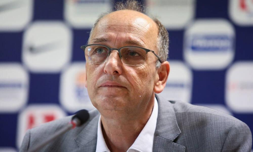 Λιόλιος: «Άνοιξε» τα χαρτιά του στην πρώτη Συνέντευξη Τύπου ως πρόεδρος της ΕΟΚ - Όλες οι αλλαγές