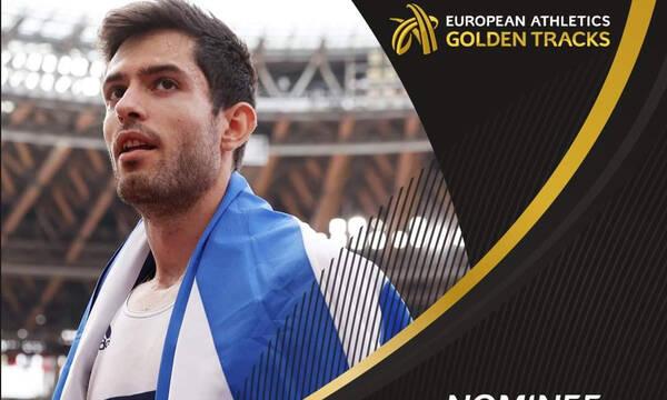 Υποψήφιος αθλητής της χρονιάς στην Ευρώπη ο Μίλτος Τεντόγλου