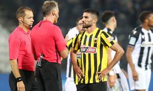 Κλάτενμπεργκ: «Σωστά ακυρώθηκε το γκολ της ΑΕΚ» (video)
