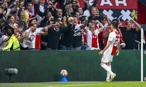 Champions League: Ασταμάτητος ο Άγιαξ - Κόλλησε στην Ουκρανία η Ίντερ (videos)