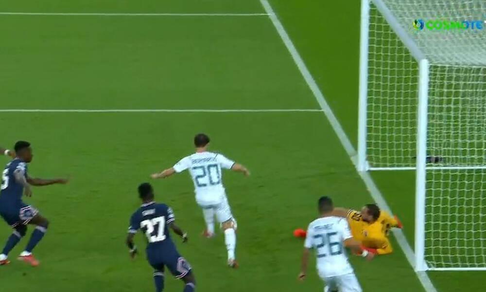 Champions League-Παρί Σεν Ζερμέν-Μάντσεστερ Σίτι: Προβάδισμα με Γκεγέ, έχασε το άσχατο ο Σίλβα