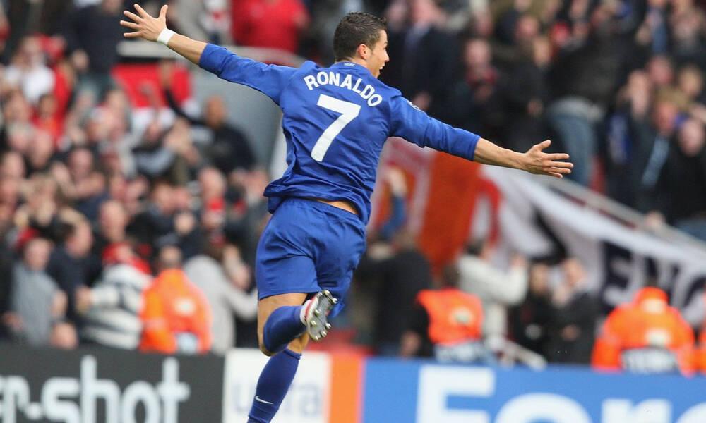 Μυθικός Κριστιάνο Ρονάλντο - Ο παίκτης με τα περισσότερα ματς στο Champions League
