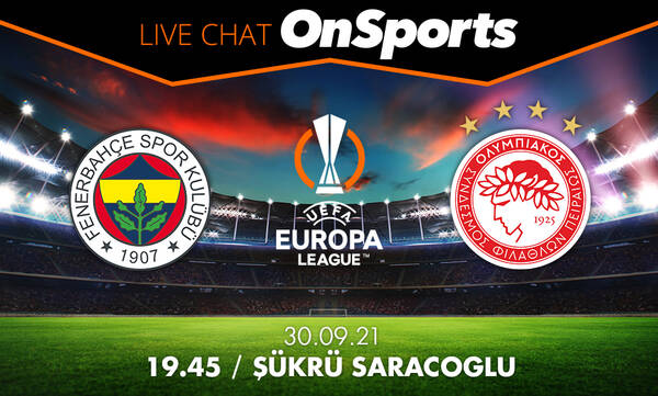 Live Chat Φενέρμπαχτσε-Ολυμπιακός 0-3 (Τελικό)