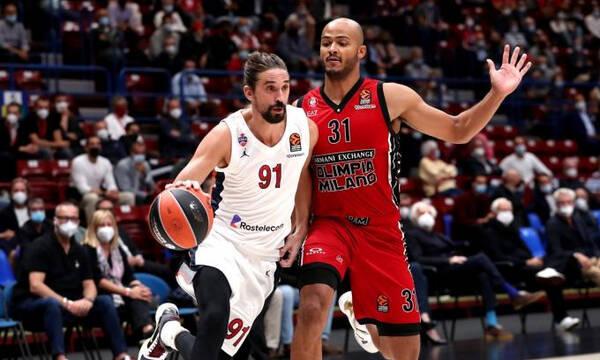 Αρμάνι Μιλάνο-ΤΣΣΚΑ, 84-74: Με το... δεξί στην πρεμιέρα της Euroleague οι Ιταλοί